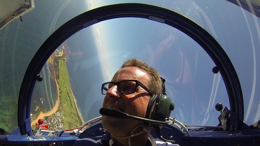 Aerobatic Joy Flight in the Pitts Special