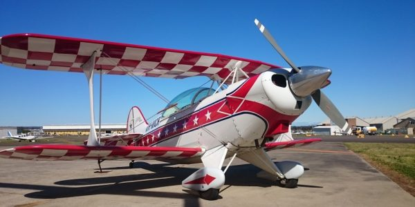Pitts Special advanced aerobatic flight training aircraft