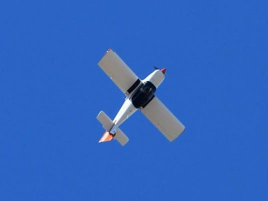 AAA aerobatic joy flight aircraft
