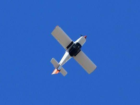 AAA aerobatic joy flight aircraft