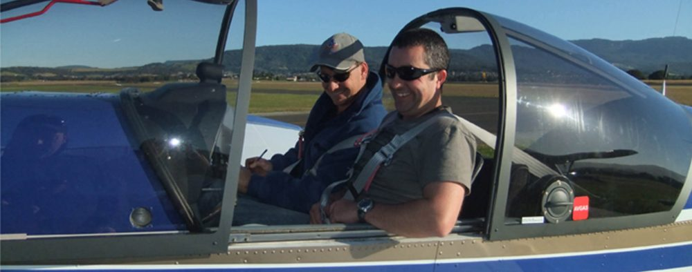 flight training Sydney - learn to fly!