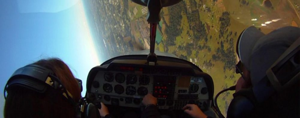 Advanced flight training - upset recovery