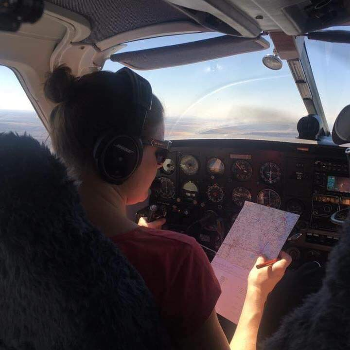 AAA PPL Navigation student