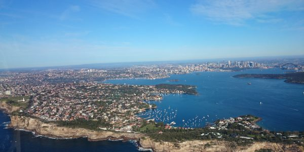 Sydney Harbour - AAA Sydney Harbour Luxury Scenic Flight